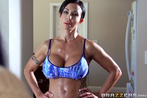 image Brazzers milf ashley fires takes not her daughters man